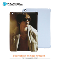 Luxury sublimation cell phone housing for iPad 5