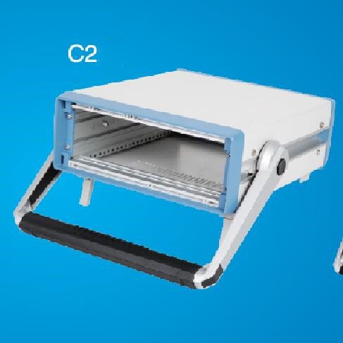 ZT-C series desktop chassis 19 inch electronic equipment integrated assembly, internal load can be 40kg