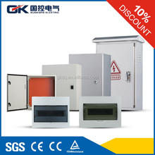 China Made aluminum extrusion distribution box