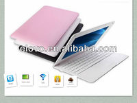 10.1 inch night vision webcam arabic learning ebook laptop