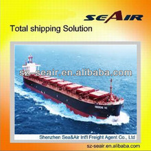 break bulk ocean freight from Shenzhen or Guangzhou to Europe