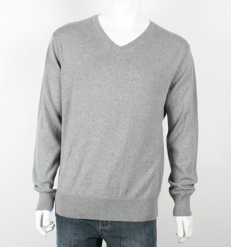 Mens Fine Knit 100% Cotton Oversized Sweaters