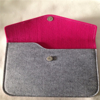 Customized size felt laptop bags