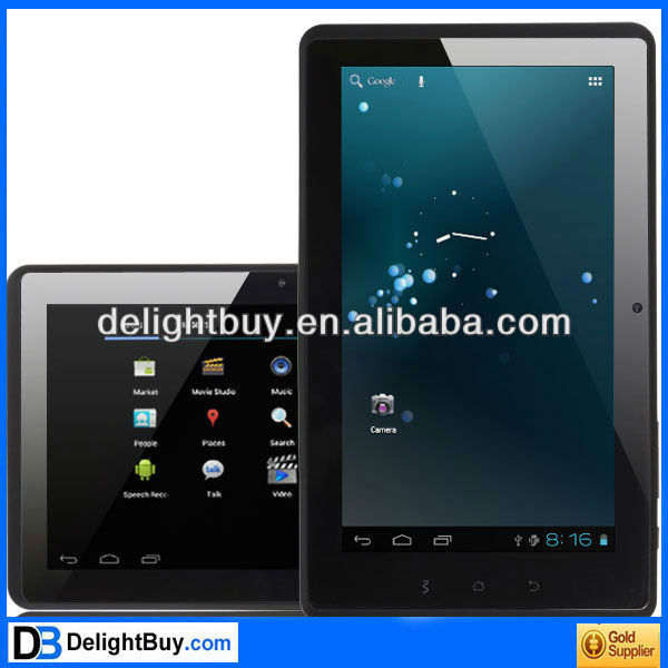 ZBS A1000 7 inch Google Android 4.0 Rockchip RK2918 1.2GHz Tablet PC