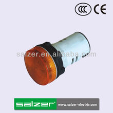 Salzer CE PL16-22C Control Panel Indicator Light 120v