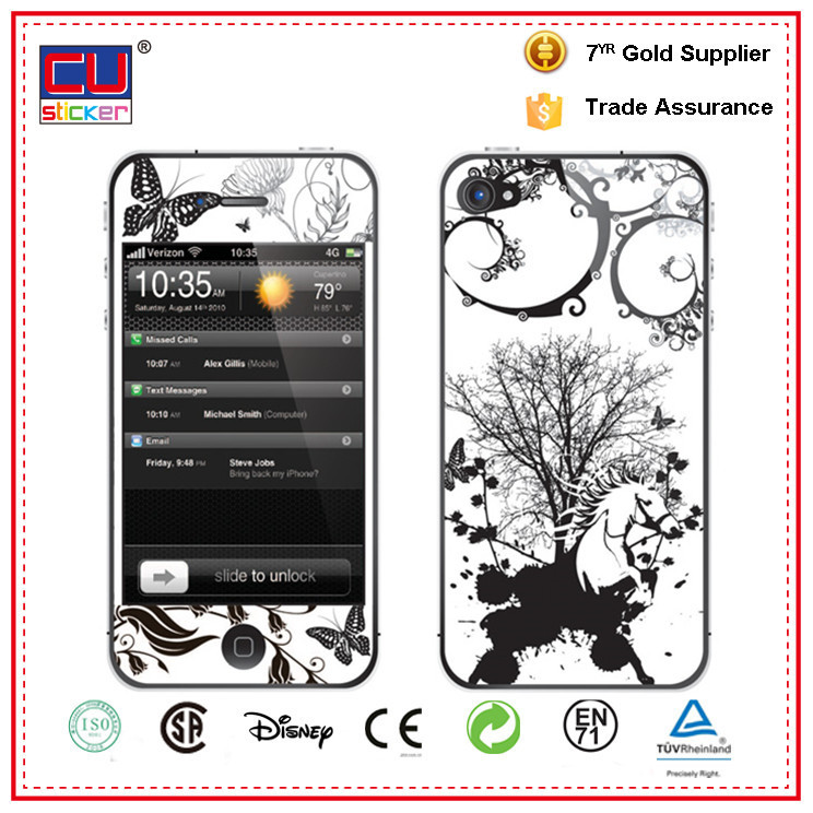 Hot sale cell phone anti radiation sticker