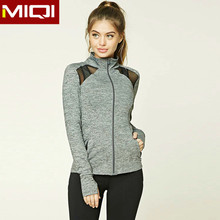 2018 Newest gym wear women design your own fitness clothing womens sports wear fitness sport jacket