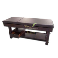 Massage Bed&Wooden Facial Bed 332Y-3 for Oil massage