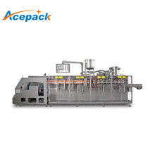 50PPM spout doypack packing automatic honey filling machine