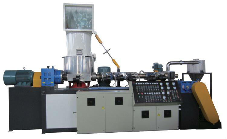 PP PE granule recly production line