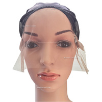 Beauties Factory DIY Front Lace Hair Weaving Wig Cap Foundation Base Net Adjustable Strap