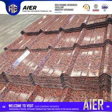 Professional roofing 28 gauge curve galvanized/galvalume corrugated steel sheet with CE certificate