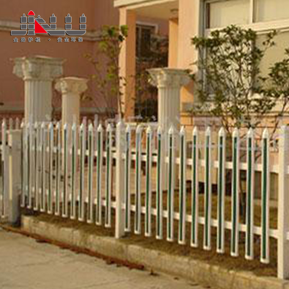 Building picket fence villa guardrail barrier high security decorative ornametal fencing design