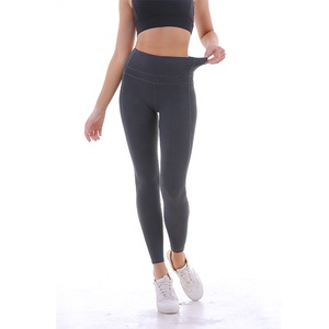 High Quality Tights Seamless Knit High Waist Leggings Sport Stretchy Professional Running Fitness High Elasticity Yoga Pant