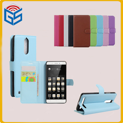 Express Ali Wholesale Fashion Card Holder Leather Case For Lenovo K5 Note
