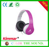 Kimmar Hot Selling Stereo Disposable Headphones for Laptop
