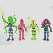 custom make plastic movie character action figures, OEM pvc plastic movie figure toys