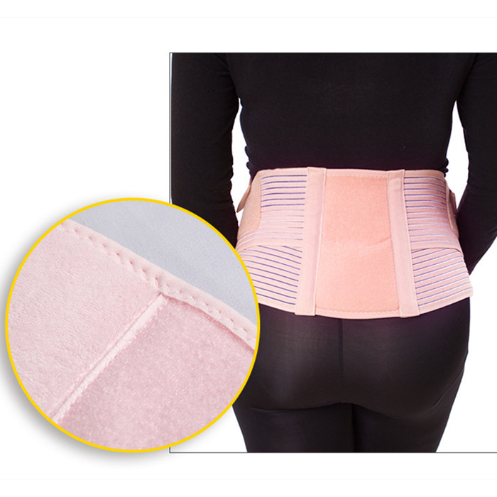 2018 Hot sell adjustable maternity belt pregnancy prenatal belly support band postpartum care brace