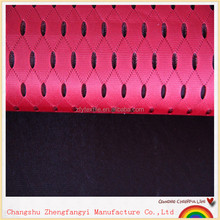 knit stretch pointe fabric, 2015 new fashion mesh fabric
