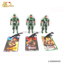 Cheap plastic toy, plastic soldiers toy model soldiers for sale
