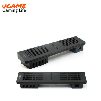 for Playstation 3 PS3 Extra Cooling System Fan Black