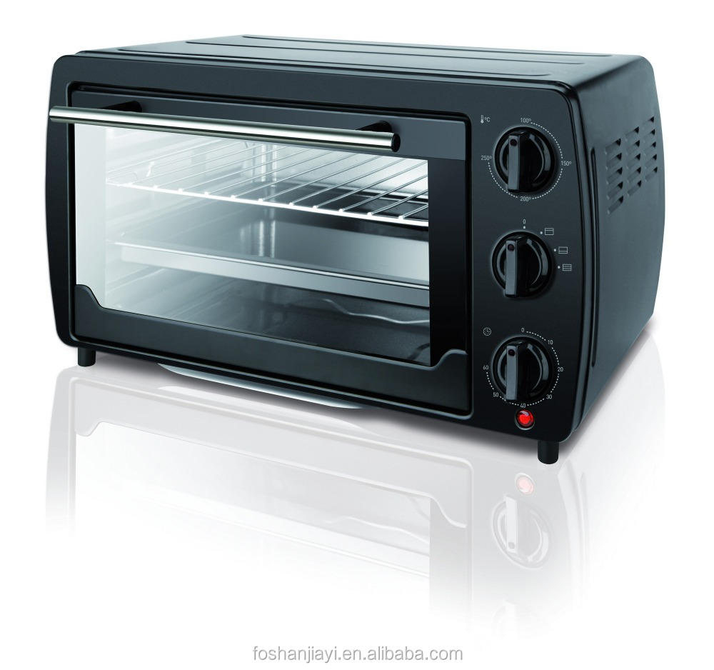 10 inches pizza size mini Electric oven 20L toaster oven with 1380W