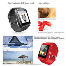 Best Gift Wireless Smartwatch U8 DZ09 A1 GT08 Q7 Smart watch for IOS and Andriod Mobile Phone Wrist Watch