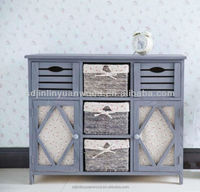 New Style wooden cabinet with paulownia material,weight light