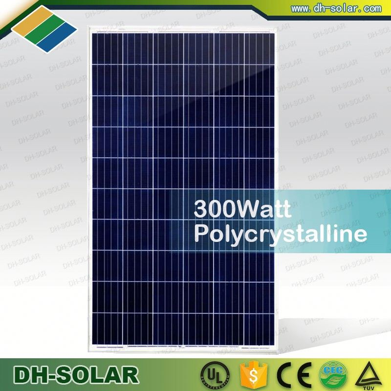1640*992*50mm Size and Polycrystalline Material solar panels 270W low price
