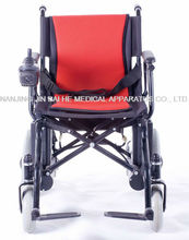 folding light weight portable aluminium electric comfortable chairs for the elderly