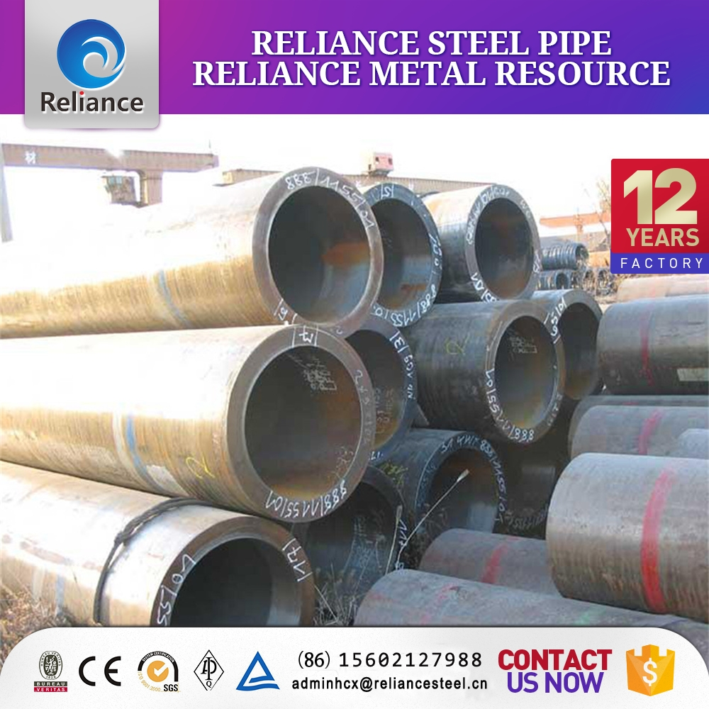 General plain ends dia astm a106 grade b erw weld pipe