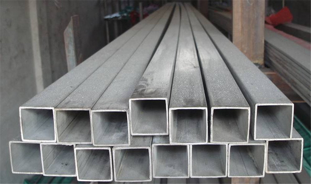 OEM high quality square tube and precision steel pipe