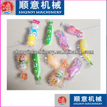 SD-8 beverage drink tubes/yoghurt/bag filling sealing machine