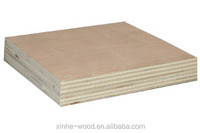 poplar core commercial plywood 18*1220*2440mm,for outdoor use
