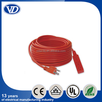 American type outdoor extension cords