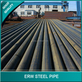 Oil and Gas API 5L Gr.B A53 Gr.B ERW Steel Pipe