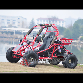 4 wheel 250CC Adults Electric Go Kart With CE