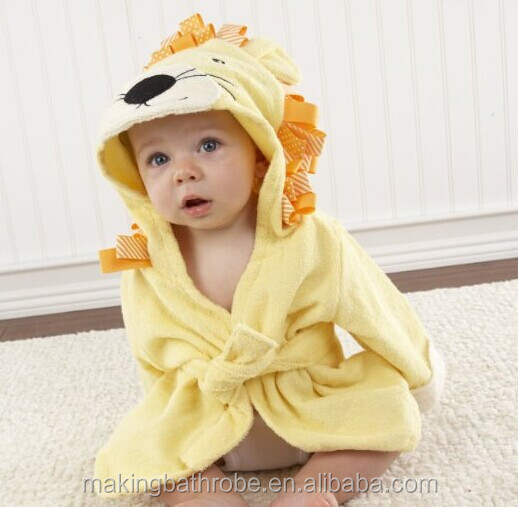 Cute girls baby and animals sexy clothes bathrobes