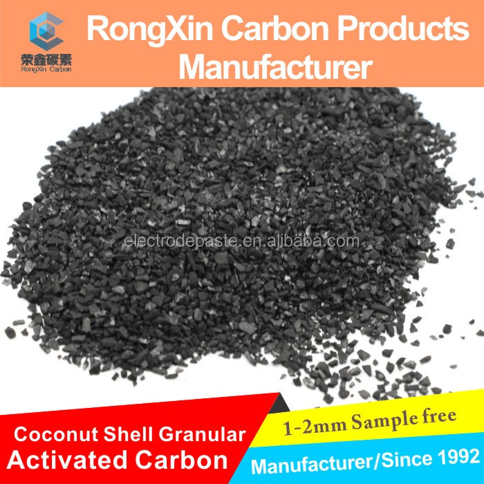 Coconut Shell based granular Activated Carbon price per ton for Air Purification