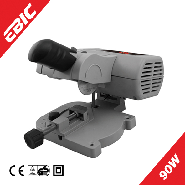 EBIC power tool 90w Electric circular saw mini miter saw table saw