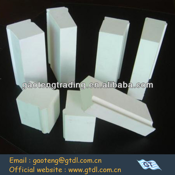 Standard size high alumina lining blocks as ceramic grinding body