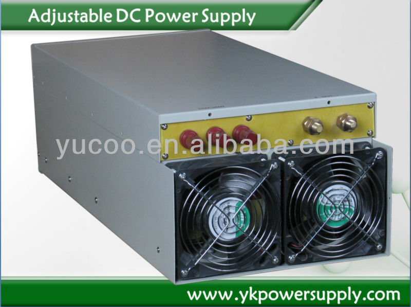10KW 10000W variable power supply excellent design, small volume, light weight, high efficiency