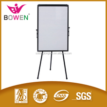 2017 Good flip chart stand with board aluminium easel for kids