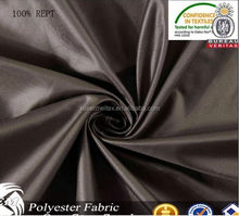 Eco-friendly RPET taffeta fabric