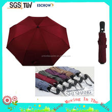 Custom promotion new design umbrella auto open and close