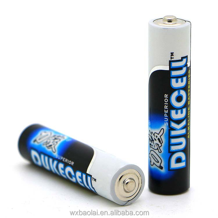 hot sales LR03 private label alkaline battery