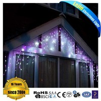 High quality white led christmas lights lowes party decoration Outdoor decoration