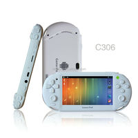 2014 best selling 4.3inch cheap 32 bit tv video game console mp4 player