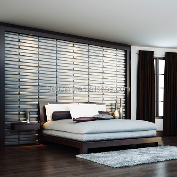 Taiwan rivestimenti interni strutturato 3d parete pannelli for Pannelli da parete decorativi