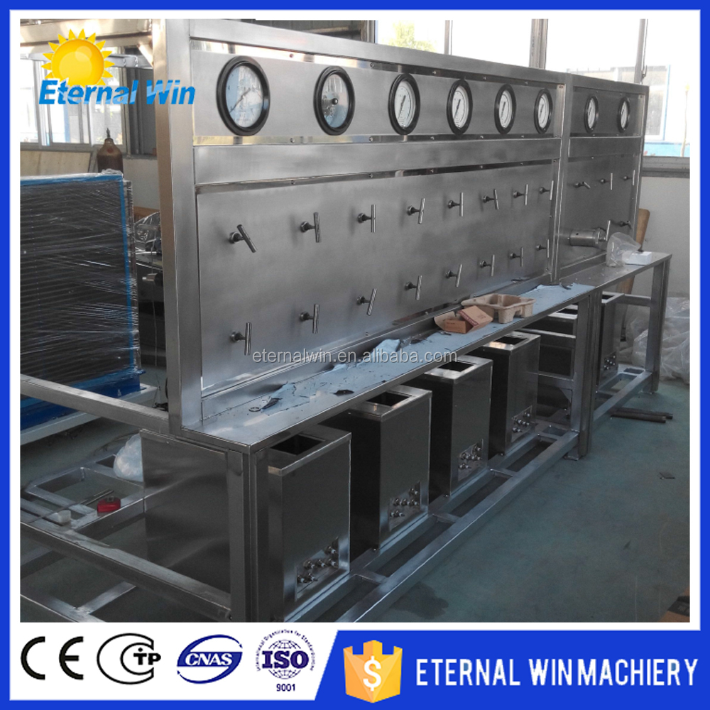 Co2 extractie machine